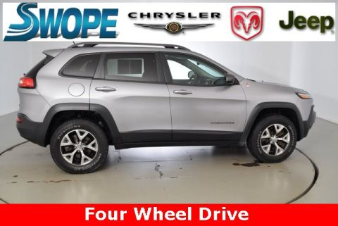 Used Jeep Cherokee Trailhawk