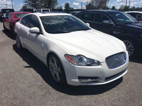 Used Jaguar XF Supercharged